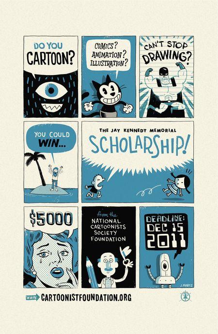 Ncsf_scholarship_poster_2011
