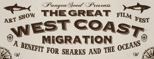 The Great West Coast Migration Tour Banner