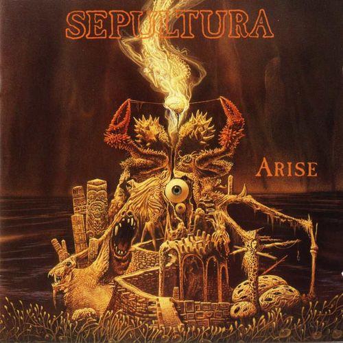 Sepultura-arise