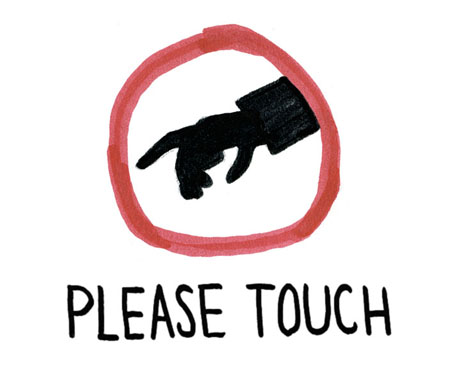 PleaseTouchLogo